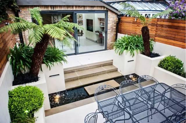 【家居装修】100个美美的院子,总有一款是你的菜! 舒适,时光,家居装修,院子,一款 第4张图片
