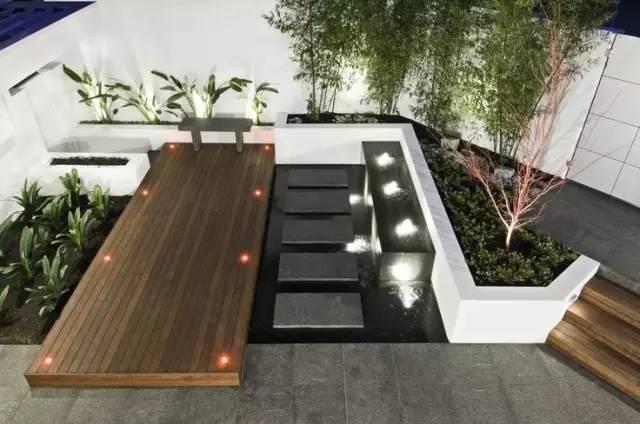 【家居装修】100个美美的院子,总有一款是你的菜! 舒适,时光,家居装修,院子,一款 第7张图片