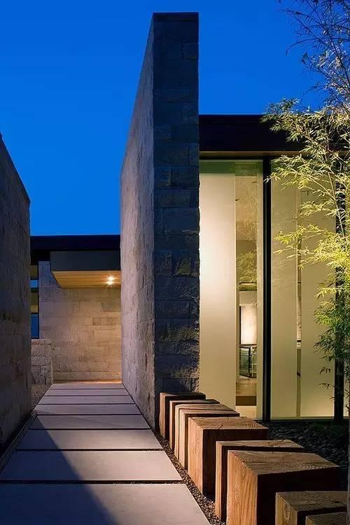 【家居装修】100个美美的院子,总有一款是你的菜! 舒适,时光,家居装修,院子,一款 第3张图片