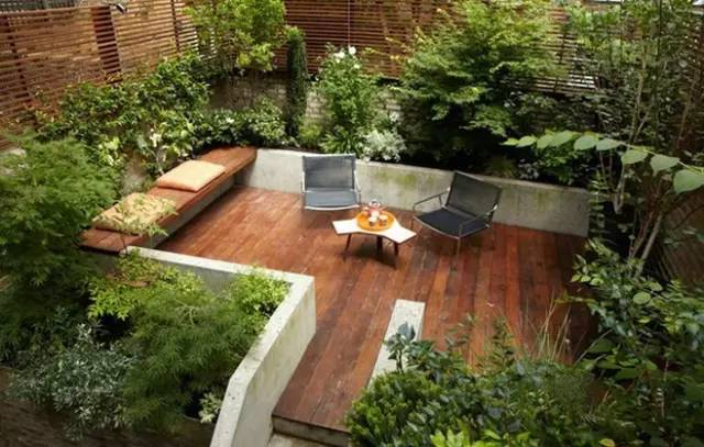 【家居装修】100个美美的院子,总有一款是你的菜! 舒适,时光,家居装修,院子,一款 第8张图片