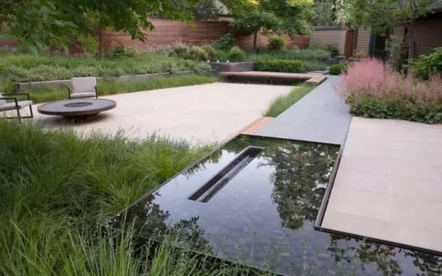 【家居装修】100个美美的院子,总有一款是你的菜! 舒适,时光,家居装修,院子,一款 第10张图片