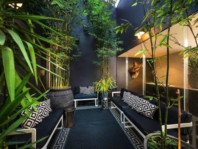 【家居装修】100个美美的院子,总有一款是你的菜! 舒适,时光,家居装修,院子,一款 第14张图片