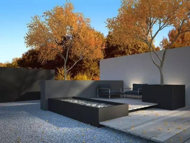 【家居装修】100个美美的院子,总有一款是你的菜! 舒适,时光,家居装修,院子,一款 第13张图片