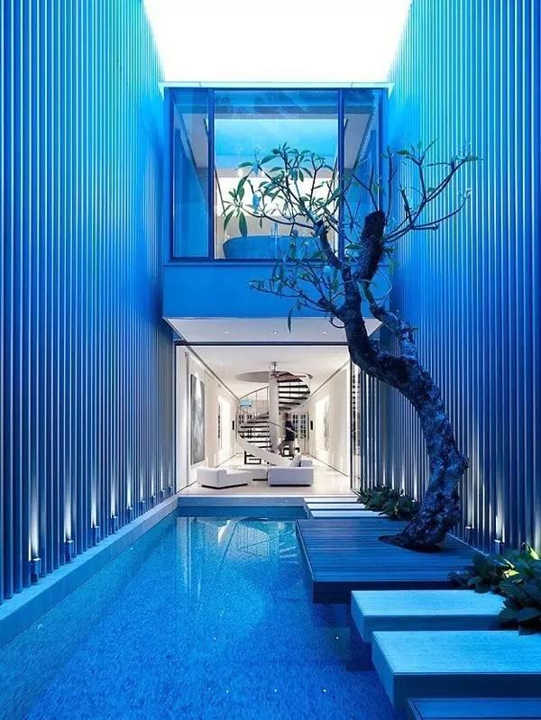 【家居装修】100个美美的院子,总有一款是你的菜! 舒适,时光,家居装修,院子,一款 第16张图片