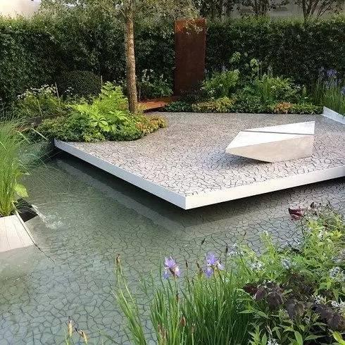 【家居装修】100个美美的院子,总有一款是你的菜! 舒适,时光,家居装修,院子,一款 第21张图片