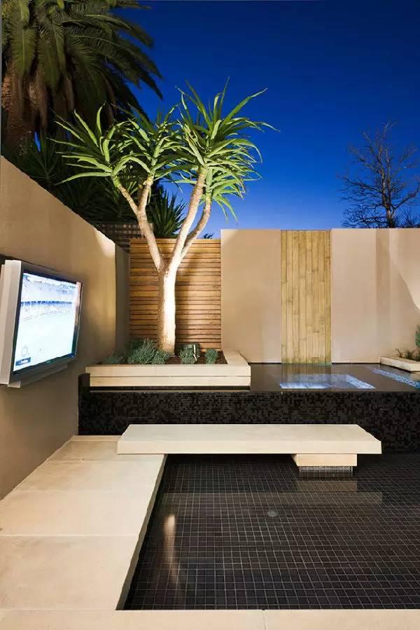 【家居装修】100个美美的院子,总有一款是你的菜! 舒适,时光,家居装修,院子,一款 第22张图片