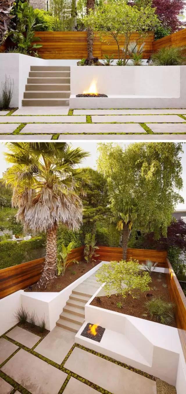 【家居装修】100个美美的院子,总有一款是你的菜! 舒适,时光,家居装修,院子,一款 第23张图片