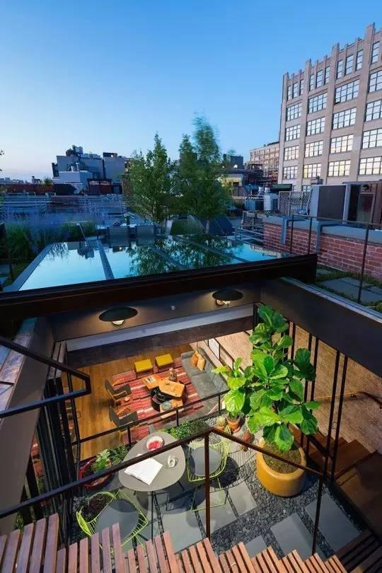 【家居装修】100个美美的院子,总有一款是你的菜! 舒适,时光,家居装修,院子,一款 第26张图片