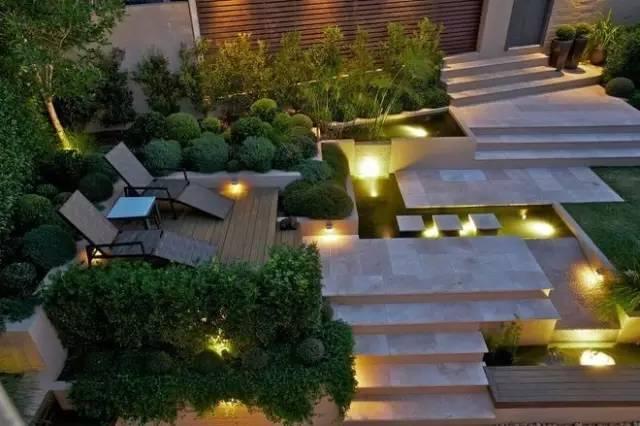 【家居装修】100个美美的院子,总有一款是你的菜! 舒适,时光,家居装修,院子,一款 第28张图片