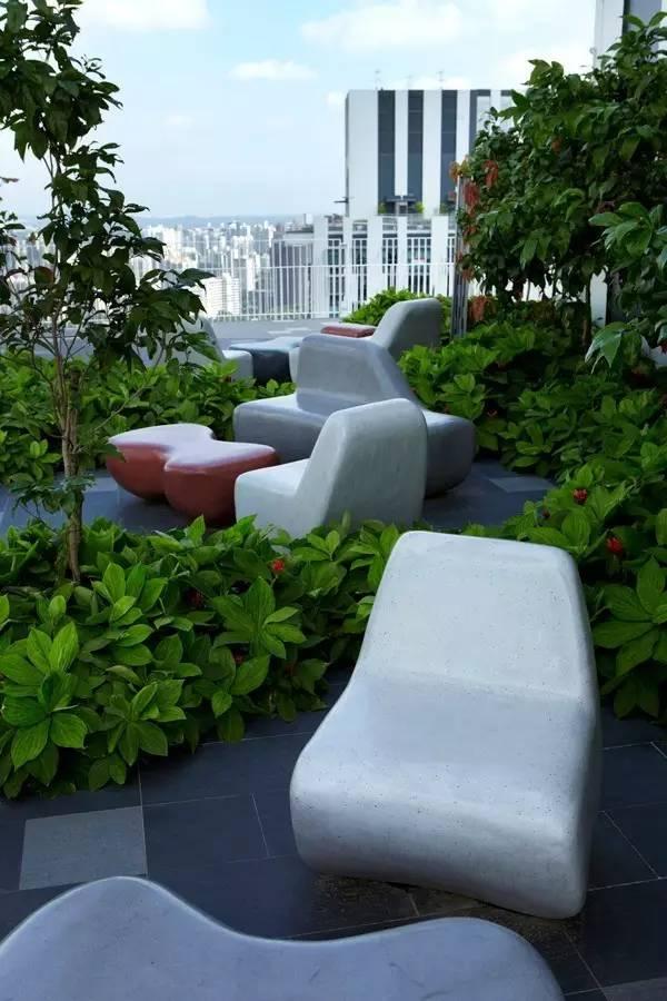 【家居装修】100个美美的院子,总有一款是你的菜! 舒适,时光,家居装修,院子,一款 第31张图片