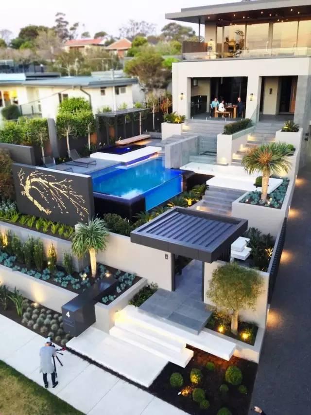 【家居装修】100个美美的院子,总有一款是你的菜! 舒适,时光,家居装修,院子,一款 第42张图片