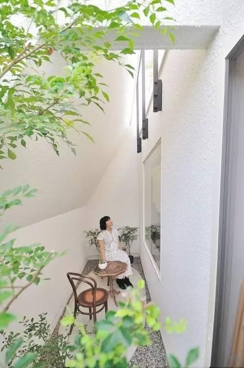 【家居装修】100个美美的院子,总有一款是你的菜! 舒适,时光,家居装修,院子,一款 第41张图片
