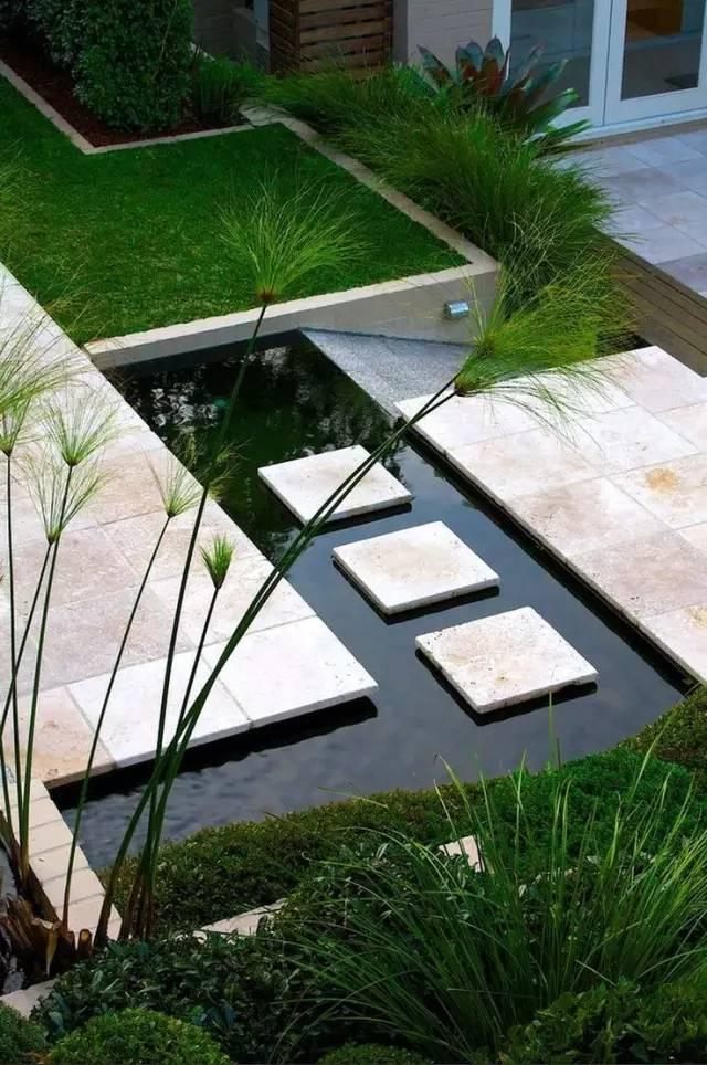 【家居装修】100个美美的院子,总有一款是你的菜! 舒适,时光,家居装修,院子,一款 第40张图片