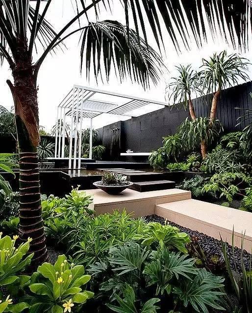 【家居装修】100个美美的院子,总有一款是你的菜! 舒适,时光,家居装修,院子,一款 第43张图片