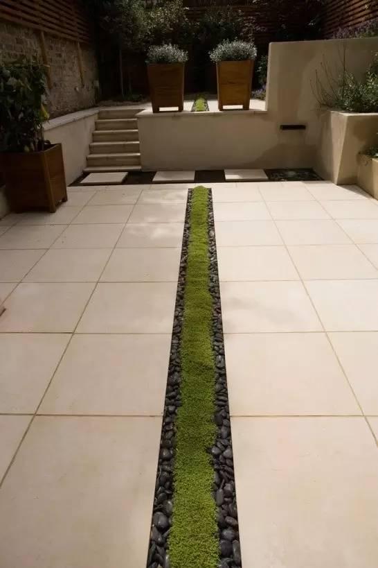 【家居装修】100个美美的院子,总有一款是你的菜! 舒适,时光,家居装修,院子,一款 第45张图片
