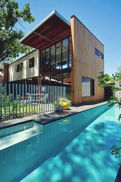 【家居装修】100个美美的院子,总有一款是你的菜! 舒适,时光,家居装修,院子,一款 第46张图片
