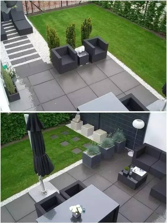 【家居装修】100个美美的院子,总有一款是你的菜! 舒适,时光,家居装修,院子,一款 第47张图片