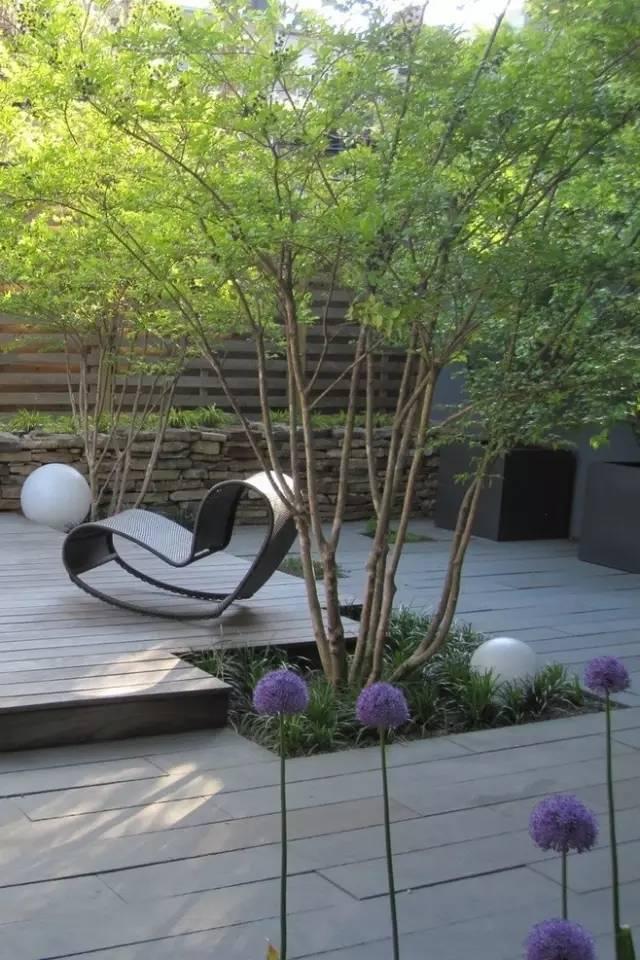 【家居装修】100个美美的院子,总有一款是你的菜! 舒适,时光,家居装修,院子,一款 第52张图片