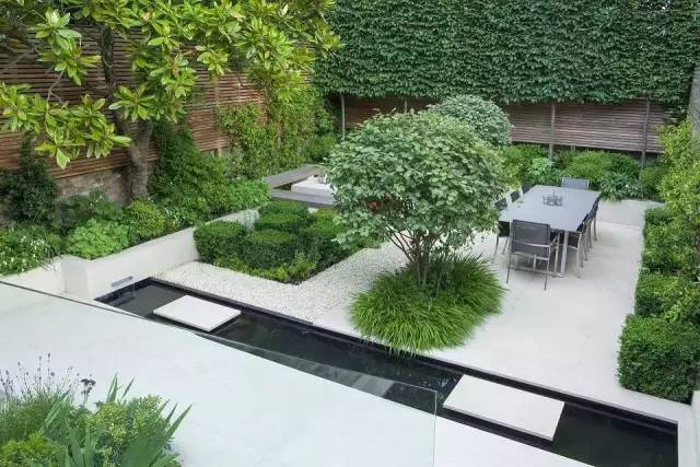 【家居装修】100个美美的院子,总有一款是你的菜! 舒适,时光,家居装修,院子,一款 第50张图片