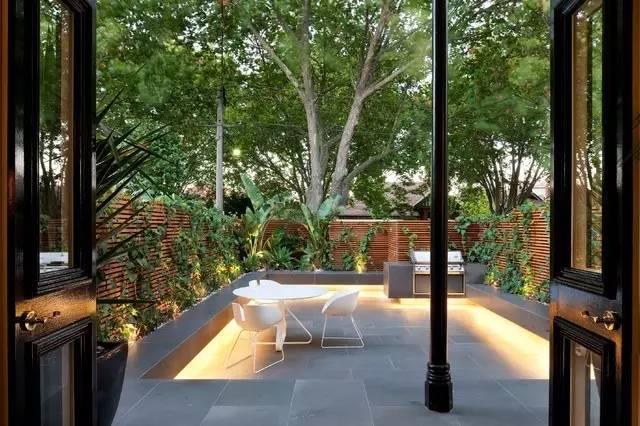 【家居装修】100个美美的院子,总有一款是你的菜! 舒适,时光,家居装修,院子,一款 第53张图片