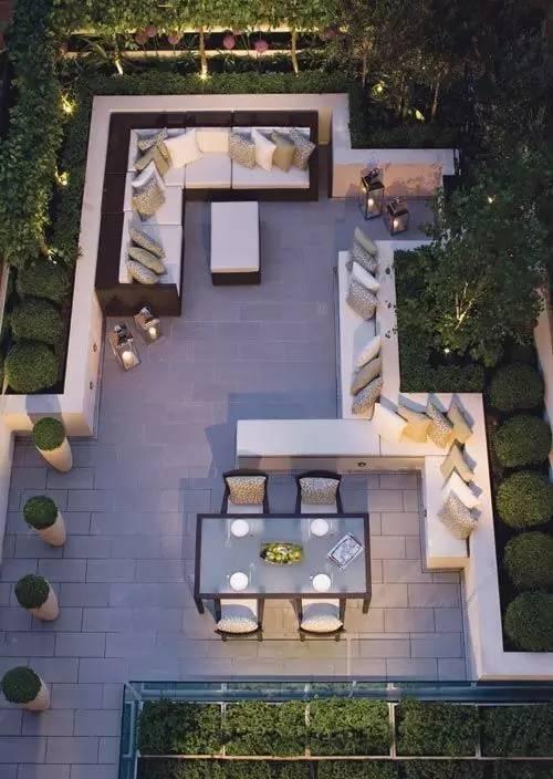 【家居装修】100个美美的院子,总有一款是你的菜! 舒适,时光,家居装修,院子,一款 第57张图片