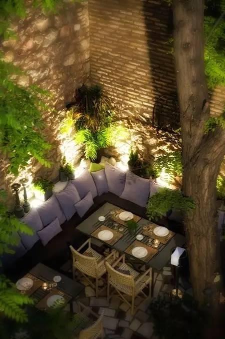 【家居装修】100个美美的院子,总有一款是你的菜! 舒适,时光,家居装修,院子,一款 第59张图片
