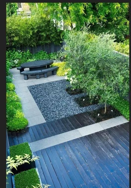 【家居装修】100个美美的院子,总有一款是你的菜! 舒适,时光,家居装修,院子,一款 第58张图片