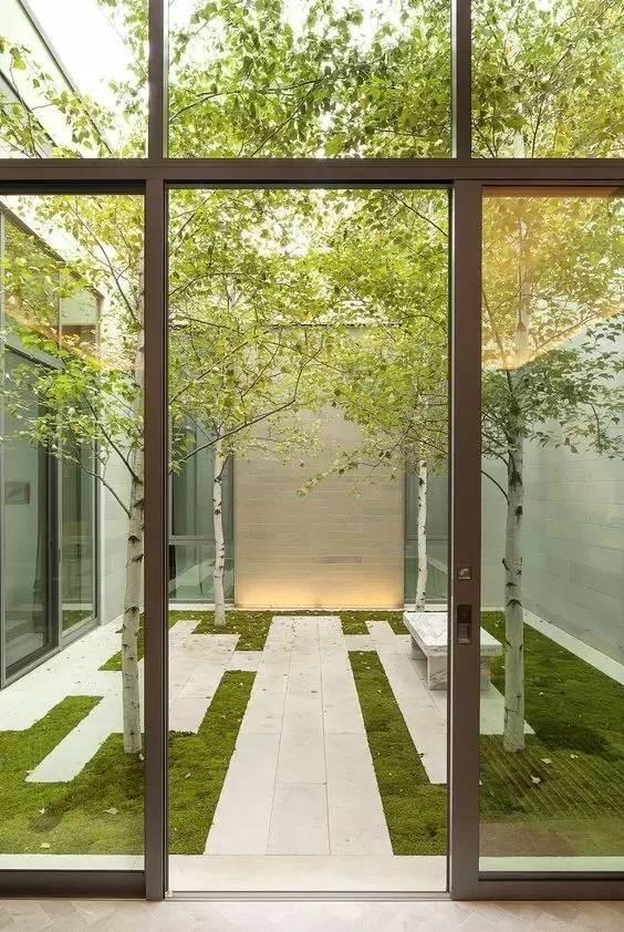 【家居装修】100个美美的院子,总有一款是你的菜! 舒适,时光,家居装修,院子,一款 第60张图片