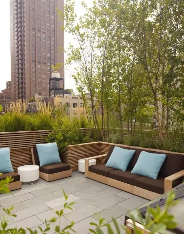 【家居装修】100个美美的院子,总有一款是你的菜! 舒适,时光,家居装修,院子,一款 第63张图片