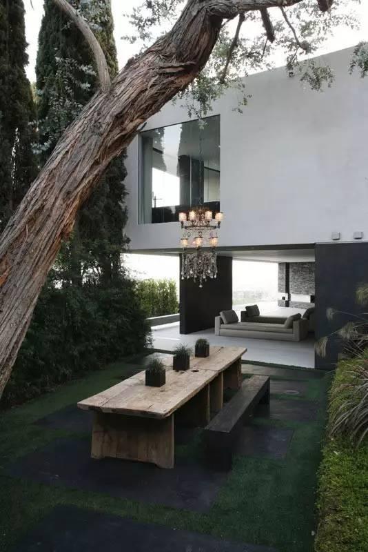 【家居装修】100个美美的院子,总有一款是你的菜! 舒适,时光,家居装修,院子,一款 第65张图片