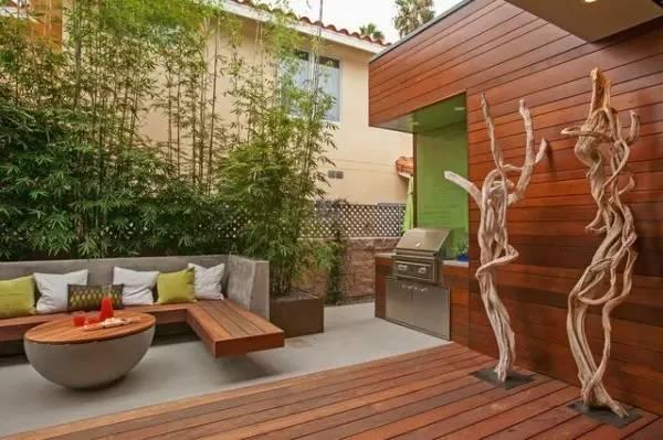 【家居装修】100个美美的院子,总有一款是你的菜! 舒适,时光,家居装修,院子,一款 第67张图片