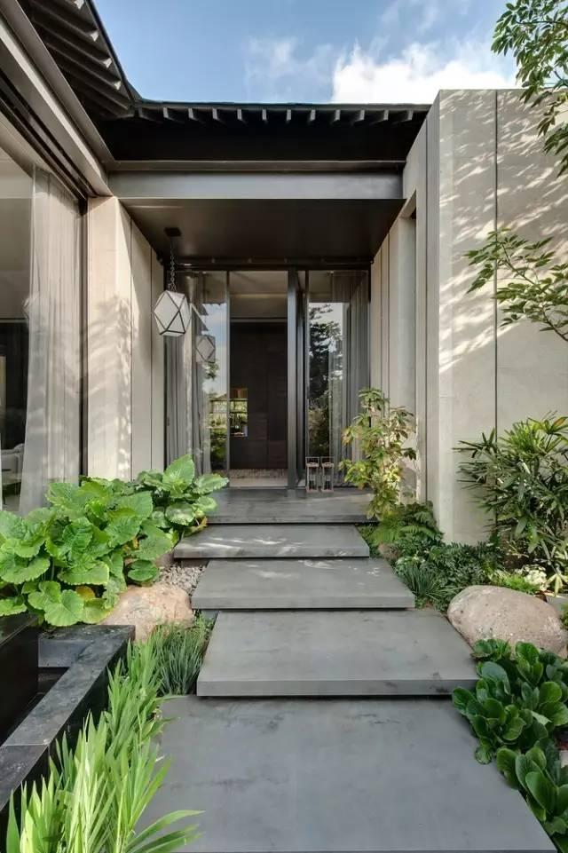 【家居装修】100个美美的院子,总有一款是你的菜! 舒适,时光,家居装修,院子,一款 第69张图片