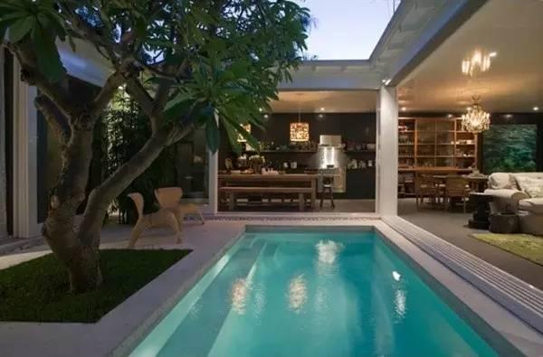 【家居装修】100个美美的院子,总有一款是你的菜! 舒适,时光,家居装修,院子,一款 第71张图片