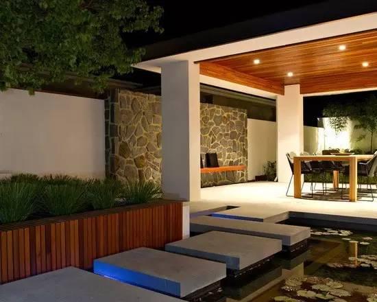 【家居装修】100个美美的院子,总有一款是你的菜! 舒适,时光,家居装修,院子,一款 第70张图片