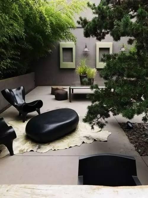 【家居装修】100个美美的院子,总有一款是你的菜! 舒适,时光,家居装修,院子,一款 第72张图片