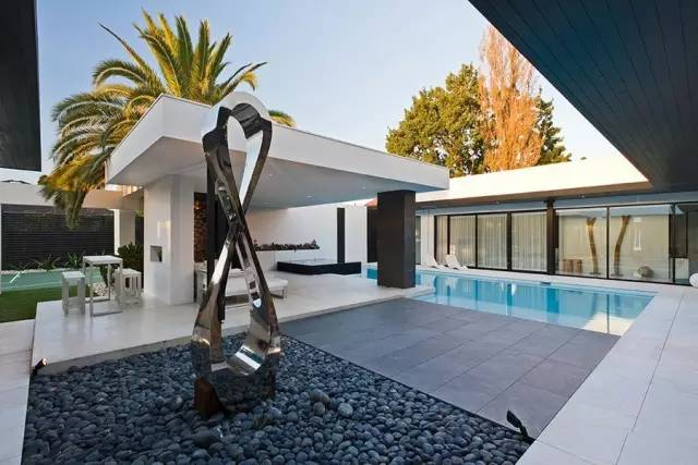 【家居装修】100个美美的院子,总有一款是你的菜! 舒适,时光,家居装修,院子,一款 第75张图片