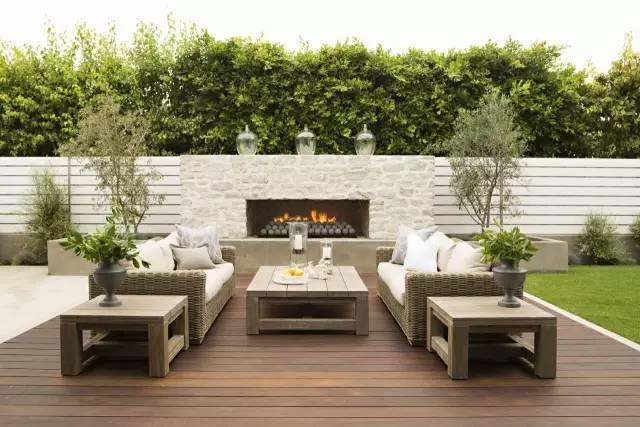 【家居装修】100个美美的院子,总有一款是你的菜! 舒适,时光,家居装修,院子,一款 第74张图片
