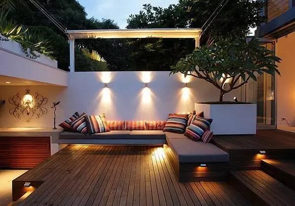 【家居装修】100个美美的院子,总有一款是你的菜! 舒适,时光,家居装修,院子,一款 第79张图片