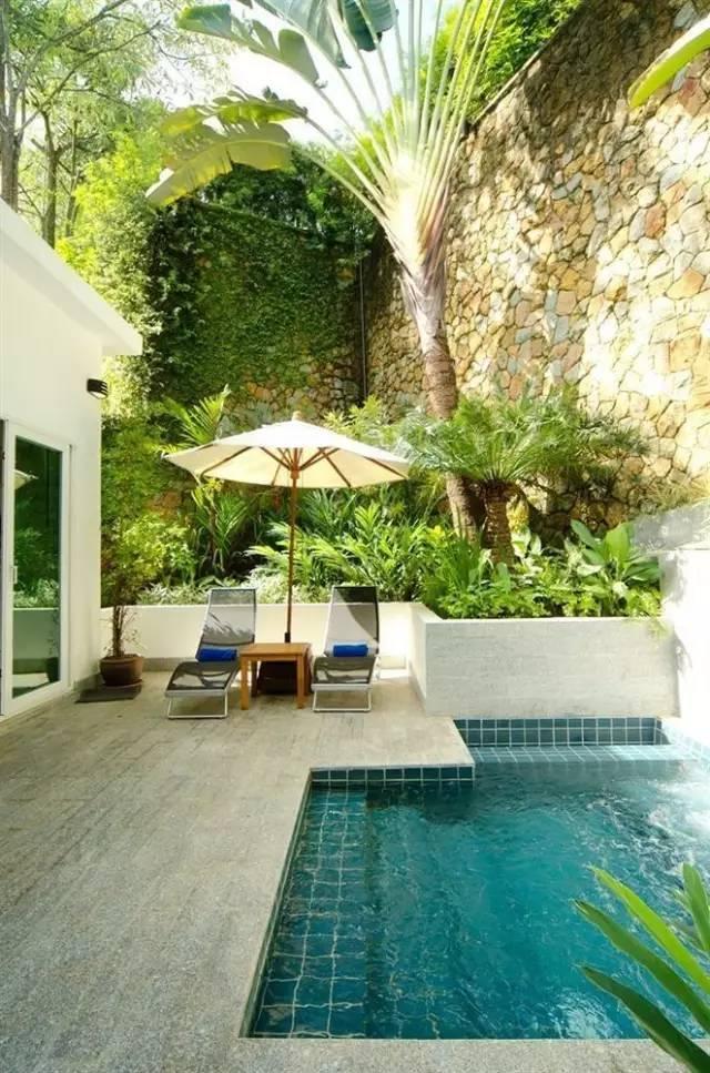 【家居装修】100个美美的院子,总有一款是你的菜! 舒适,时光,家居装修,院子,一款 第78张图片