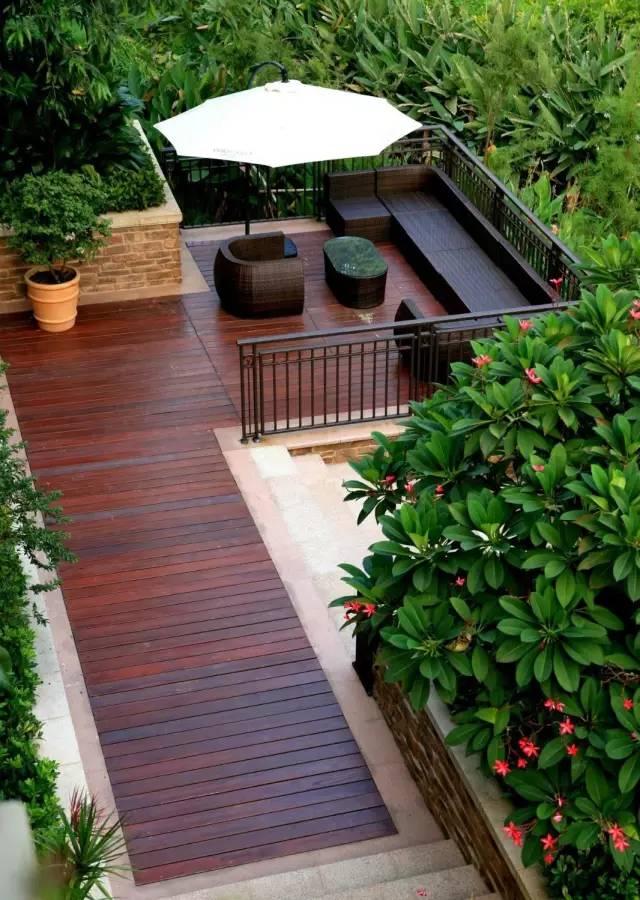 【家居装修】100个美美的院子,总有一款是你的菜! 舒适,时光,家居装修,院子,一款 第80张图片