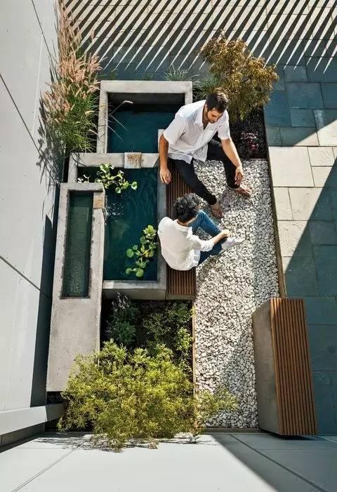 【家居装修】100个美美的院子,总有一款是你的菜! 舒适,时光,家居装修,院子,一款 第82张图片