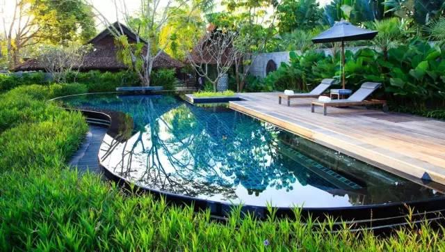 【家居装修】100个美美的院子,总有一款是你的菜! 舒适,时光,家居装修,院子,一款 第81张图片