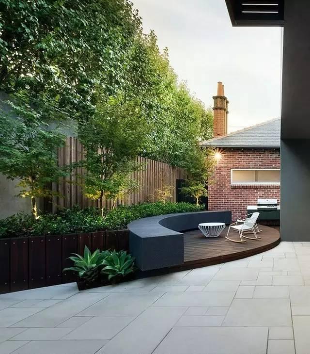 【家居装修】100个美美的院子,总有一款是你的菜! 舒适,时光,家居装修,院子,一款 第85张图片