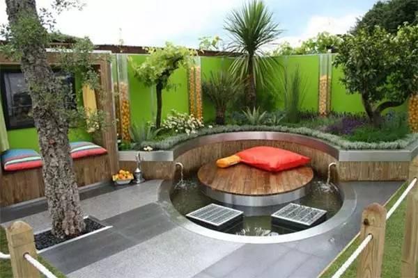 【家居装修】100个美美的院子,总有一款是你的菜! 舒适,时光,家居装修,院子,一款 第83张图片