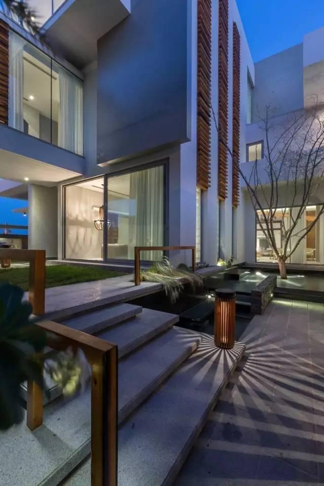 【家居装修】100个美美的院子,总有一款是你的菜! 舒适,时光,家居装修,院子,一款 第87张图片