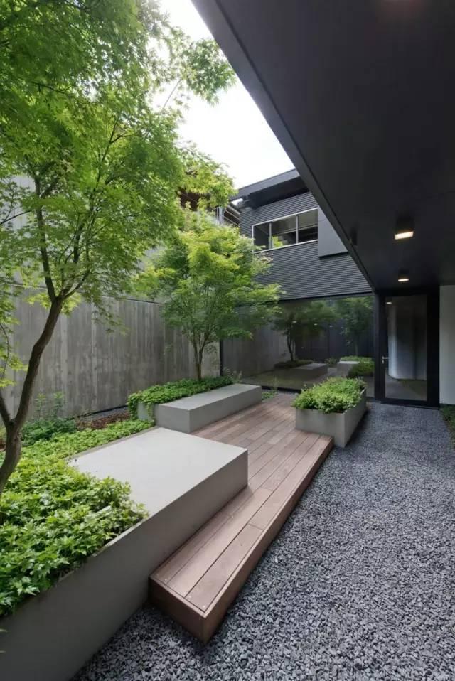 【家居装修】100个美美的院子,总有一款是你的菜! 舒适,时光,家居装修,院子,一款 第86张图片