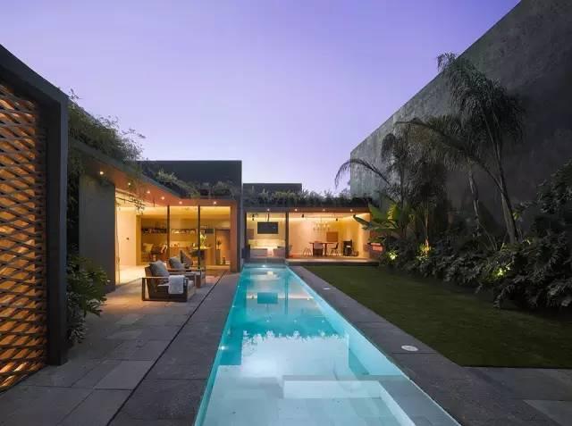 【家居装修】100个美美的院子,总有一款是你的菜! 舒适,时光,家居装修,院子,一款 第90张图片