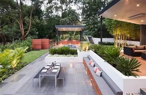 【家居装修】100个美美的院子,总有一款是你的菜! 舒适,时光,家居装修,院子,一款 第89张图片