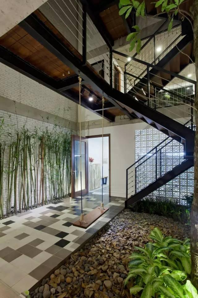【家居装修】100个美美的院子,总有一款是你的菜! 舒适,时光,家居装修,院子,一款 第88张图片