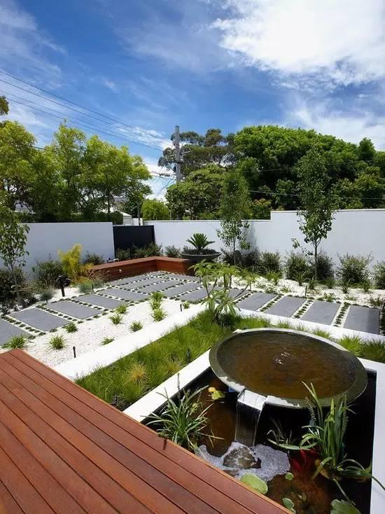 【家居装修】100个美美的院子,总有一款是你的菜! 舒适,时光,家居装修,院子,一款 第93张图片